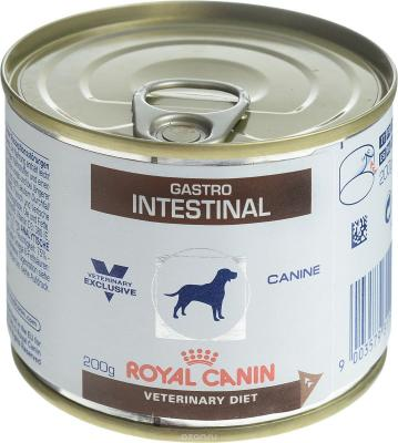 ROYAL CANIN Gastro Intestinal диета влажный корм для собак 200г