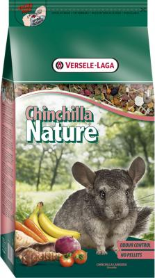 Корм Versele-Laga Chinchilla Nature для шиншил 750г