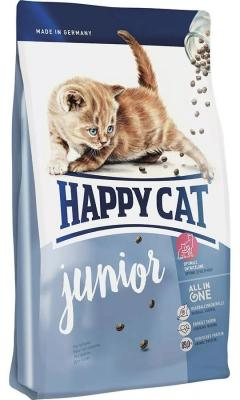 Корм Happy cat для котят, Junior 10кг